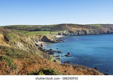 Beautiful Cornish coastal walks
