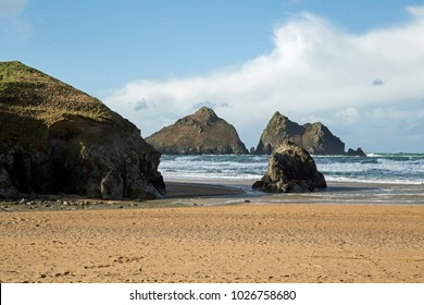 Beautiful Cornish seascape