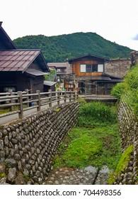 Beautiful cottage village