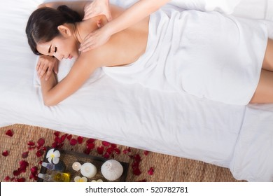 Beautiful couple relaxing together at spa centre after a beauty treatment,massage for spa,salon,women relax spa massage,treatment