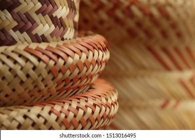 Beautiful Craft Indigenous Baskets. Brazil