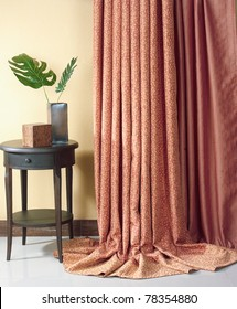 Beautiful curtain for decorate your home