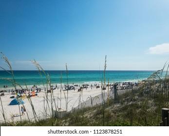 beautiful day at Blue Mountain Beach