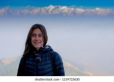 a beautiful day in the mountains, kalatop and daikund peak in Dalhousie