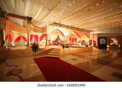 The Beautiful Decorations cultural program, Wedding Decorations, props, candlelight of Bangladesh
