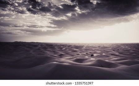 beautiful desert of dubai