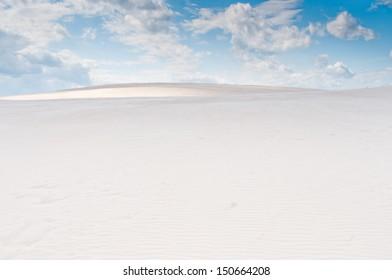 Beautiful Desert Landscape