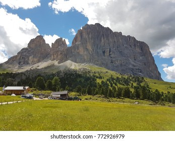 The beautiful Dolomites