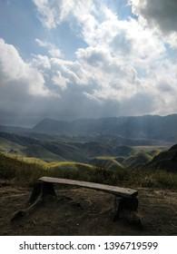 The beautiful Dzukou Valley, Nagaland, India.