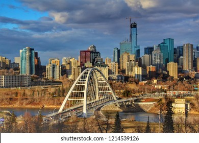 Beautiful Edmonton City
