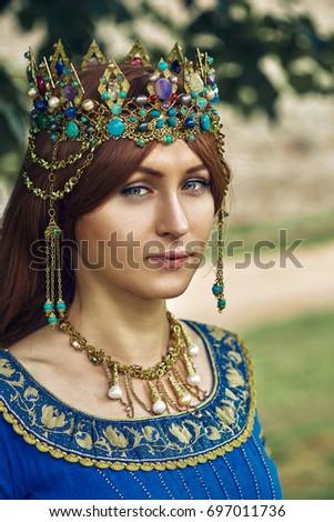 Beautiful Eleanor of Aquitaine
