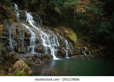 Beautiful Elephant waterfall, Shillong, Meghalaya