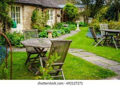 Beautiful English Garden