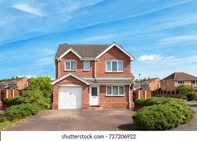 Beautiful english new house