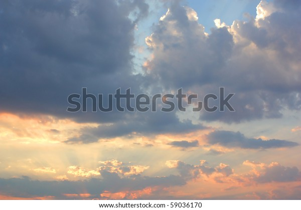 beautiful-evening-sky-clouds-sunset-600w