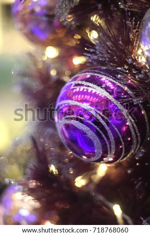 beautiful and exquisite purple pink and gold christmas ornaments wallpaper background soft focus jpg 300x470 purple - Purple And Gold Christmas Decorations