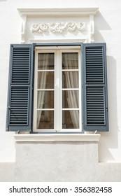 beautiful Exterior window architecture  Valletta Malta / Windows of the World 1