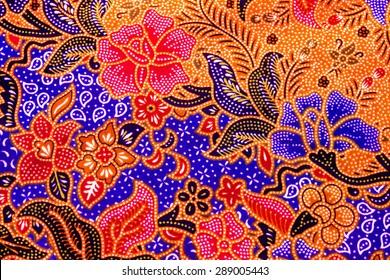 Beautiful Fabric Seamless Pattern Background