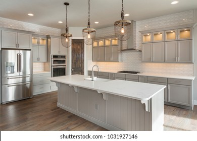 Beautiful Farm House Kitchen