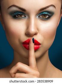 Hush-hush Images, Stock Photos & Vectors | Shutterstock