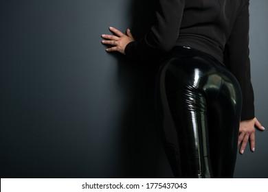Tights latex Latex Clothing