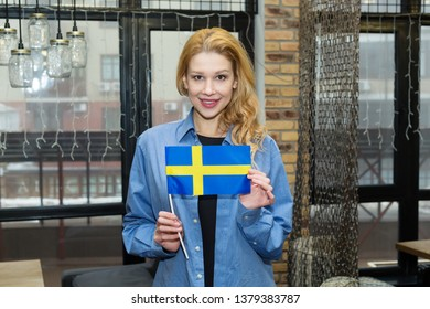 Imágenes, fotos de stock y vectores sobre Swedish Girl | Shutterstock