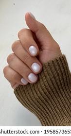beautiful female nails, beautiful manicure