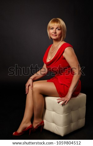 Sexy fifty year old women