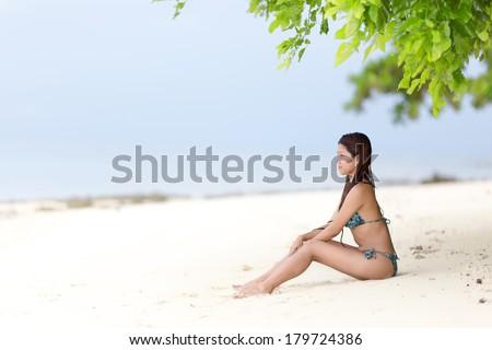 Eine Filipina Dame