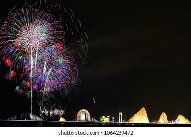 Beautiful Fireworks Festival