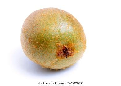 beautiful fresh tropical fruit kiwi as element meal