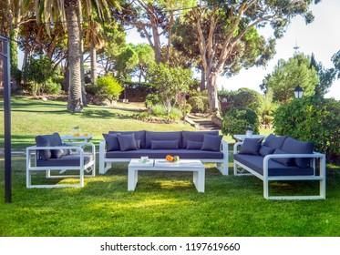 beautiful garden furniture
