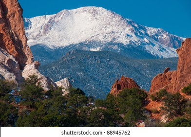 Beautiful Garden of the Gods 102