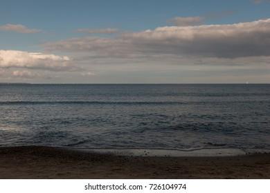 beautiful german beach