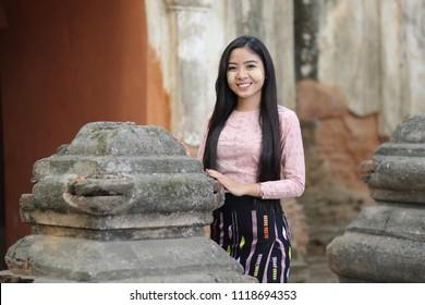 Girl myanmar pretty search