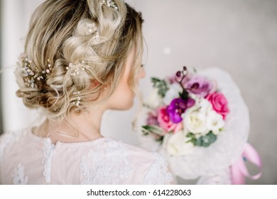 Young Girl Trendy Hairstyle Stock Photo (Edit Now) 510908074