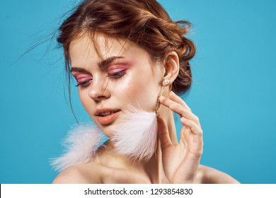 Bilder Stockfotos Und Vektorgrafiken Frau Pinke Haare