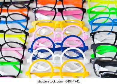Beautiful glasses.