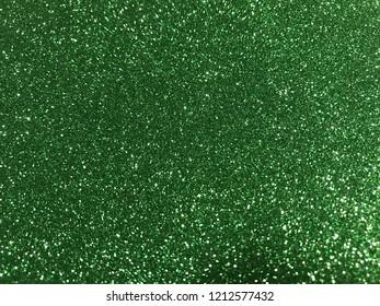 beautiful glittery green background