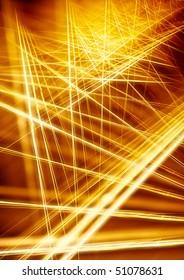 Beautiful gold background