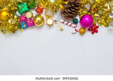 Beautiful  gold background new year day
