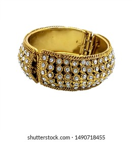 Beautiful Gold Plated Bracelet for Girl and Women
