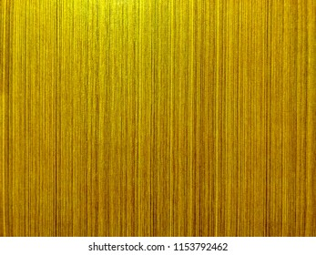 Beautiful golden texture random size narrow strip from top to below for use in background