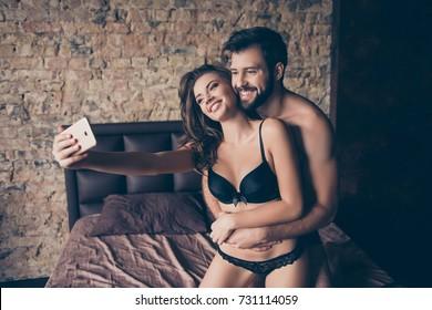 Couple selfie naked YOLO Selfie