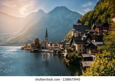 Beautiful Hallstatt, Austria.
