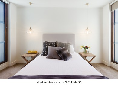 Pendant Lights Bedroom Images Stock Photos Vectors Shutterstock