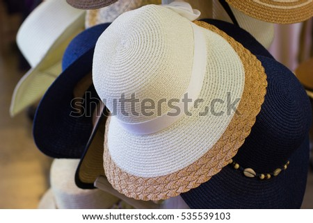 122e41e4386a6 Beautiful hats for ladies. hats color cream hats for sale at market