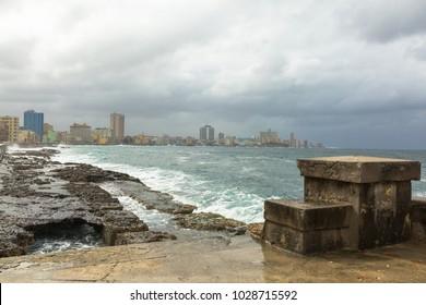 Beautiful Havana, the Capital of Cuba