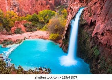 Beautiful Havasu Falls,Supai, Arizona