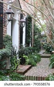 Beautiful Historic Entryway